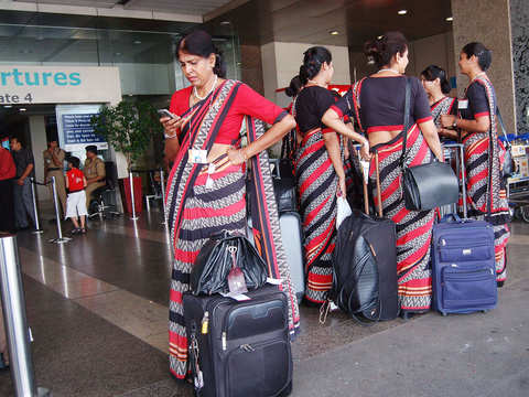 DGCA plans to ease fitness norms for female cabin crew