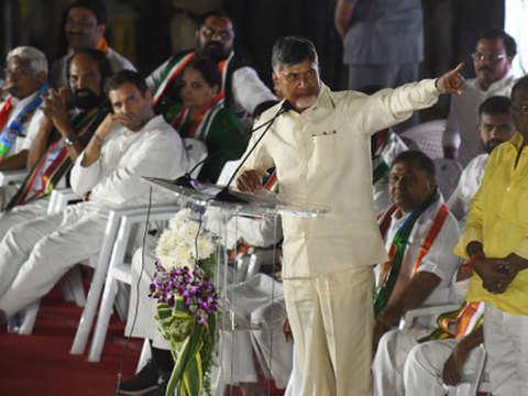 Anybody as prime minister will be better than Narendra Modi: N Chandrababu Naidu