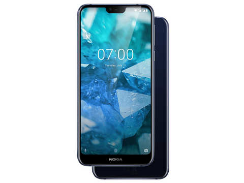 HMD Global launches Nokia 7.1 in India with PureDisplay technology at Rs 19,999
