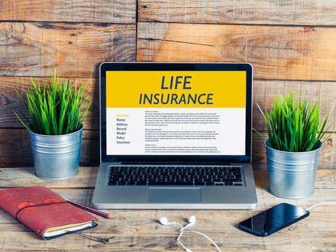 Amount of life insurance required varies across different life stages