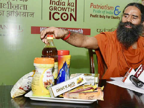 Ramdev's Patanjali to join hands with Jharkhand to market its organic products