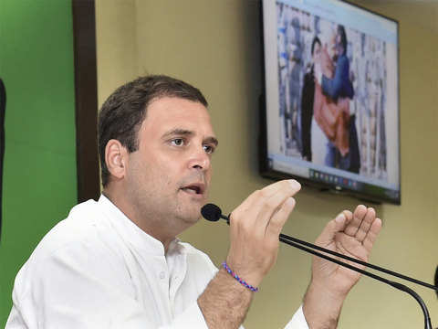 Modi making two 'Hindustans', one for Anil Ambani, another for farmers: Rahul Gandhi