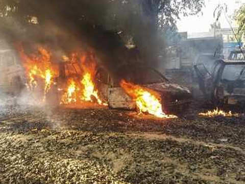 Two arrested for Bulandshahr violence