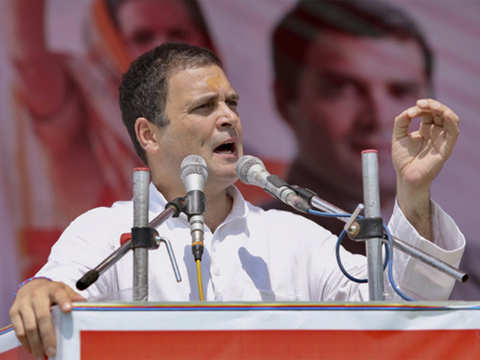 If Modi gave jobs, why 4 youths committed suicide in Alwar: Rahul in Rajasthan