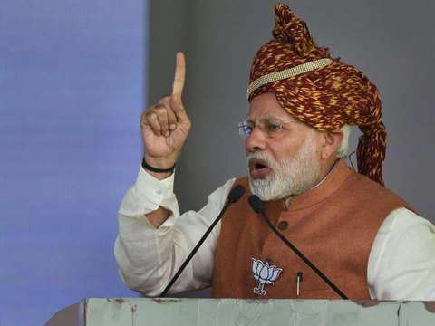 Will recite 'Bharat Mata Ki Jai' 10 times: PM Modi hits back at Rahul Gandhi