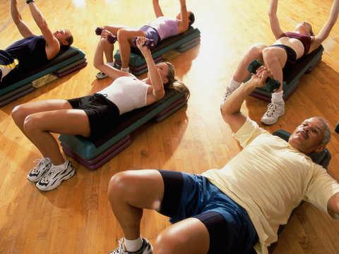 Can aerobics help improve diabetes-related kidney disease?