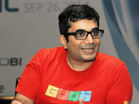 A gaming zone and an oasis of calm: How GOQii CEO Vishal Gondal describes his den