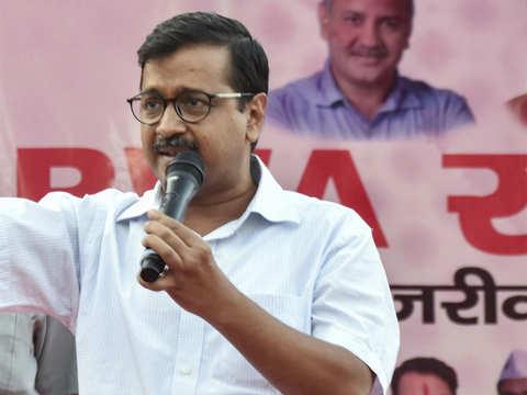 CM Arvind Kejriwal launches free pilgrimage scheme for senior citizens