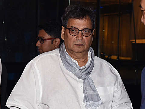 #MeToo: Subhash Ghai gets clean chit by Mumbai Police in connection with molestation allegations