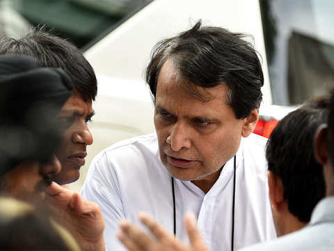 Centre working towards increasing GDP of each district: Prabhu