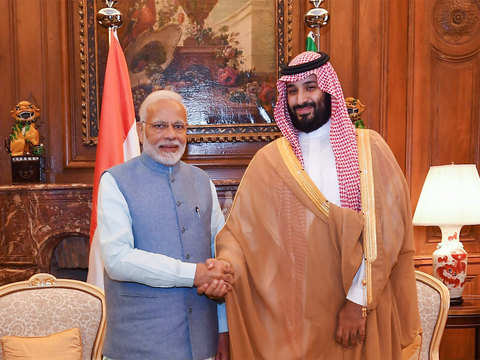 Saudi Crown Prince warmth for PM Narendra Modi could stabilise oil prices