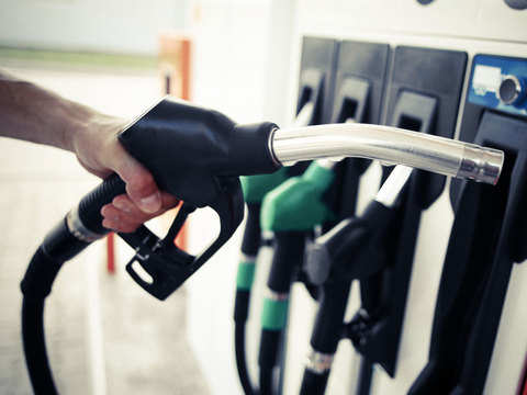 Petrol prices down nearly 15% from record levels