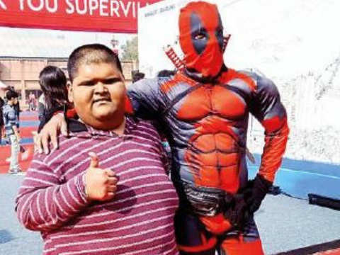 'World's heaviest teen' manages to lose 100 kilos, gains a life