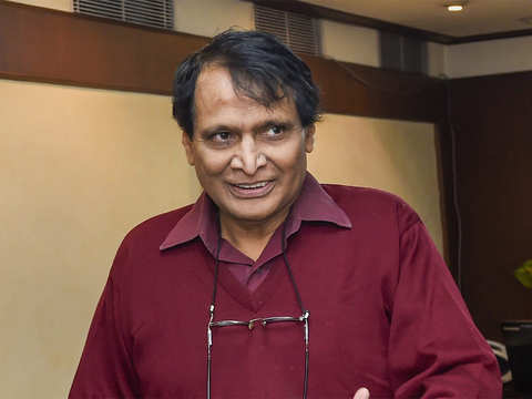 Will facilitate global funds looking to invest in India: Suresh Prabhu