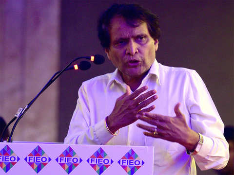 Ministry sends new industrial policy for Cabinet approval: Suresh Prabhu