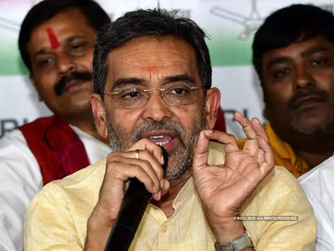 Upendra Kushwaha resigns as Union minister, likely to quit NDA