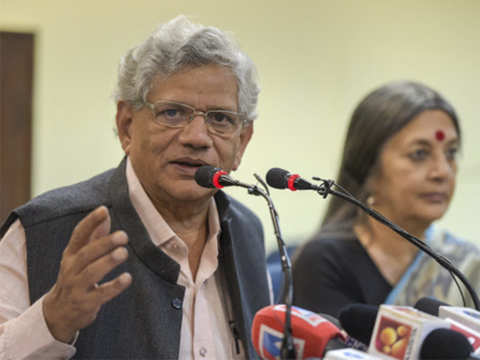 Modi government resorting to 'illegal diversion' of clean energy fund: Yechury