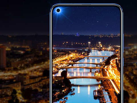 Honor unveils View20 with 48MP rear camera, 'All-View Display'