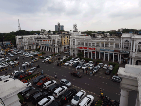 Connaught Place sixth most-expensive office location in Asia-Pacific: JLL
