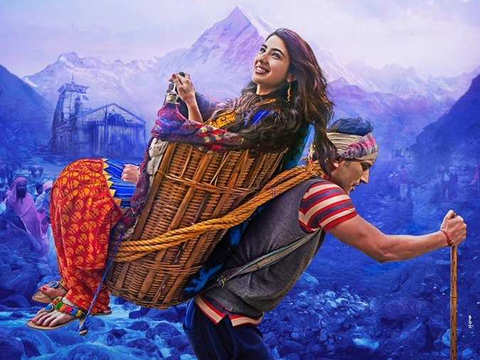 'Kedarnath' in trouble now in UP, case against film for love jihad
