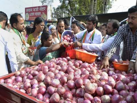 Farmer lobby to trade with onion-deficient states directly