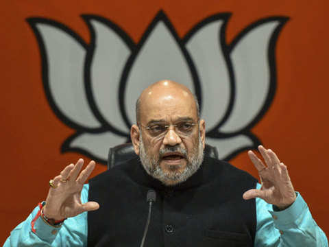 A chaiwala did a better job than an economist: Amit Shah