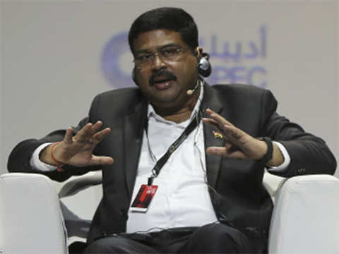 India's falling oil, gas production a concern: Minister