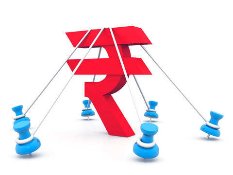 Rupee tumbles 53 paise to 71.85 against dollar
