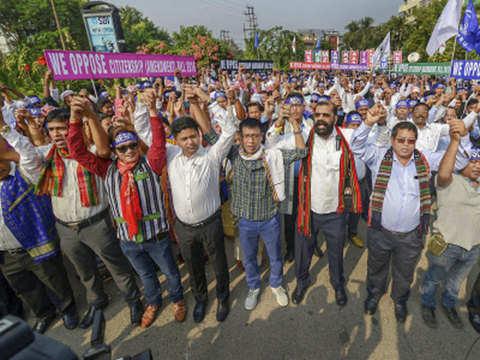 Khasi Students Union expresses opposition to the Citizenship (Amendment) Bill
