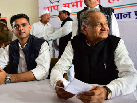 Ashok Gehlot likely to be Rajasthan CM