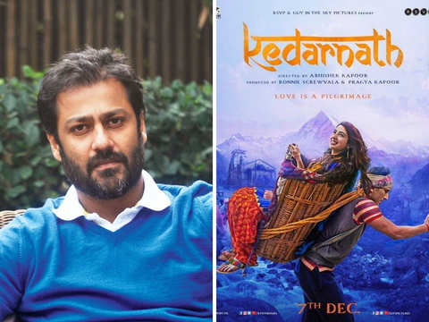 Abhishek Kapoor says he handled 'Kedarnath' with sensitivity, didn't want to commit blasphemy