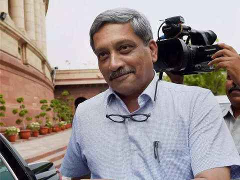 Goa government cites Steve Jobs, says mere diagnosis of cancer not enough to ask Manohar Parrikar to resign