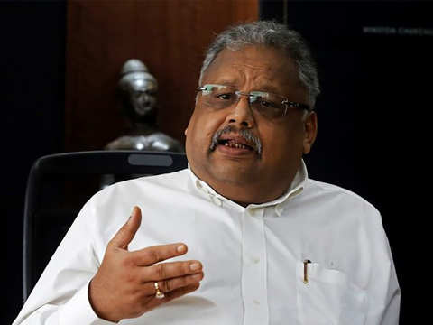 98% money is made in the market by being a bull: Rakesh Jhunjhunwala