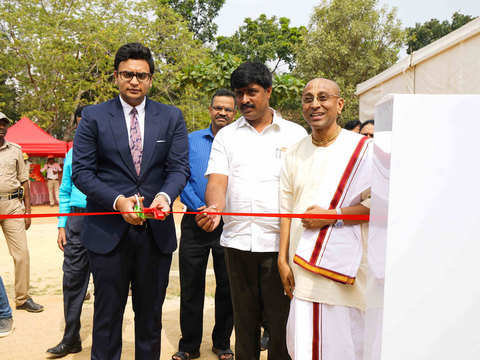 Maharaja of Mysuru launches Akshaya Patra's model school initiative