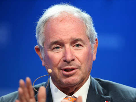 Time is right to bet big on India: Stephen Schwarzman, Chairman, Blackstone