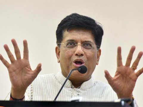 Piyush Goyal criticises 'sudden changes' to PCA framework
