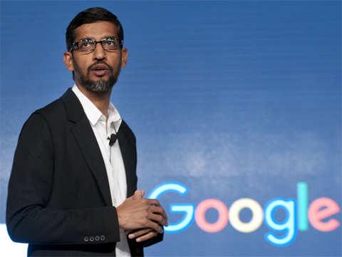 Sundar Pichai trusts AI makers to regulate the technology