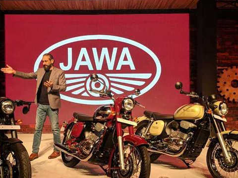Jawa opens two outlets in Pune, first in India after re-entry