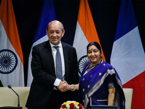 India, France review status of Jaitapur nuclear power project