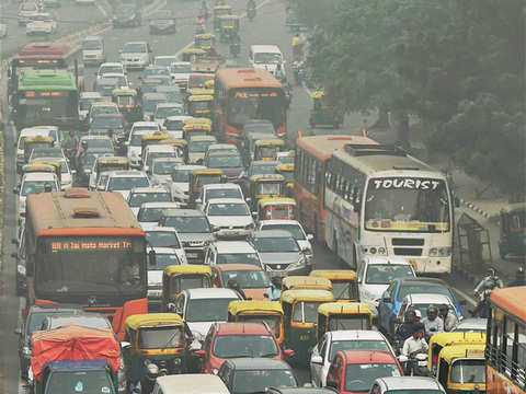 Auto cos suggest incentive for replacing old vehicles