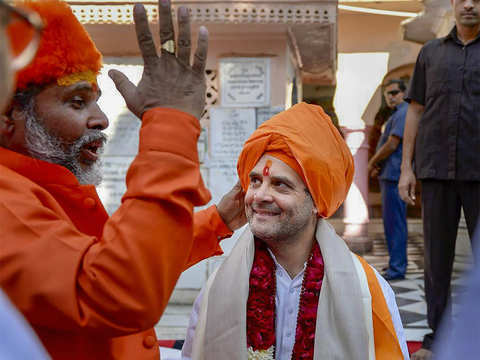 Can Rahul Gandhi's Hinduism succeed where bogus secularism failed?