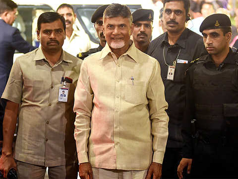 Chandrababu Naidu expected to attend swearing-in of Ashok Gehlot, Kamal Nath