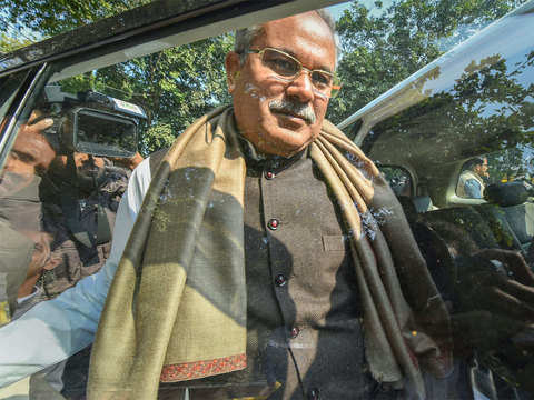 Bhupesh Baghel: The man who helped Congress rise like a Phoenix in Chhattisgarh