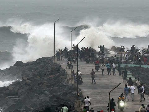 Cyclonic storm 'Phethai' to trigger heavy rainfall in Odisha