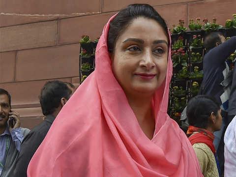 Harsimrat Kaur Badal hails Sajjan Kumar's conviction in anti-Sikh riots case