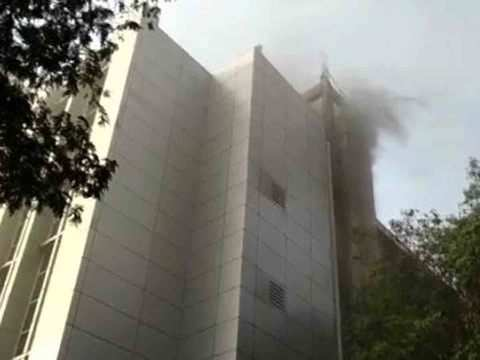 6 killed, over 100 injured in fire at Mumbai hospital