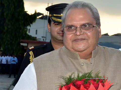 Jammu and Kashmir governor recommends President rule in state after December 19