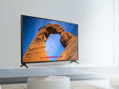 Future of tech: LG to launch 65-inch TV that can be rolled up & put away like a poster