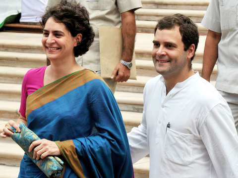 After triple state wins, Rahul Gandhi goes for a holiday in Shimla with Priyanka