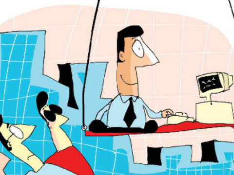 Share market update: IT shares down; Infosys slips nearly 2%